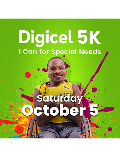 Digicel 5K for Special Needs