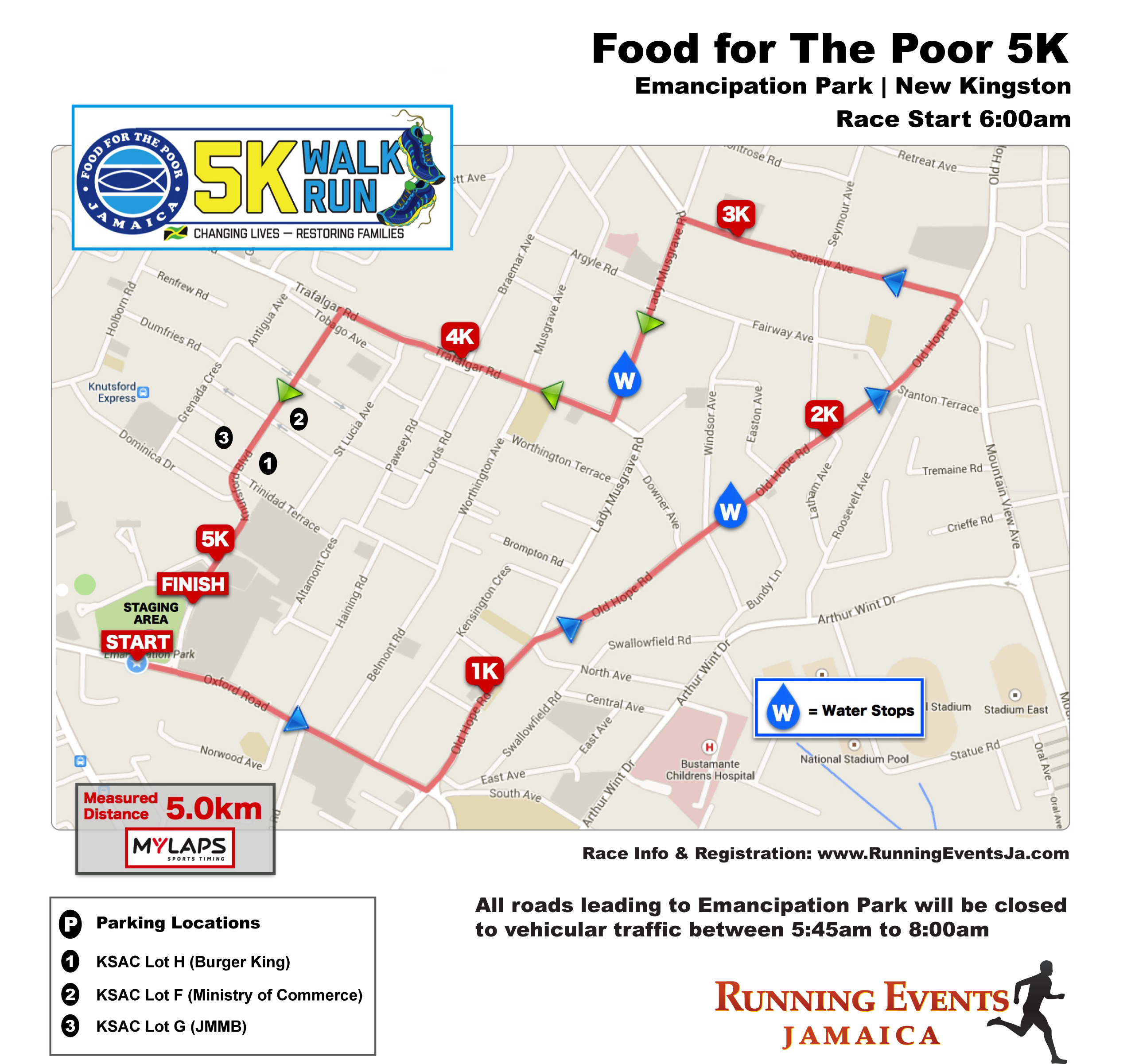 Food For The Poor 5K