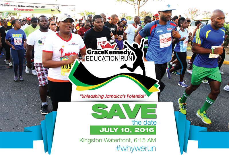GraceKennedy Education Run