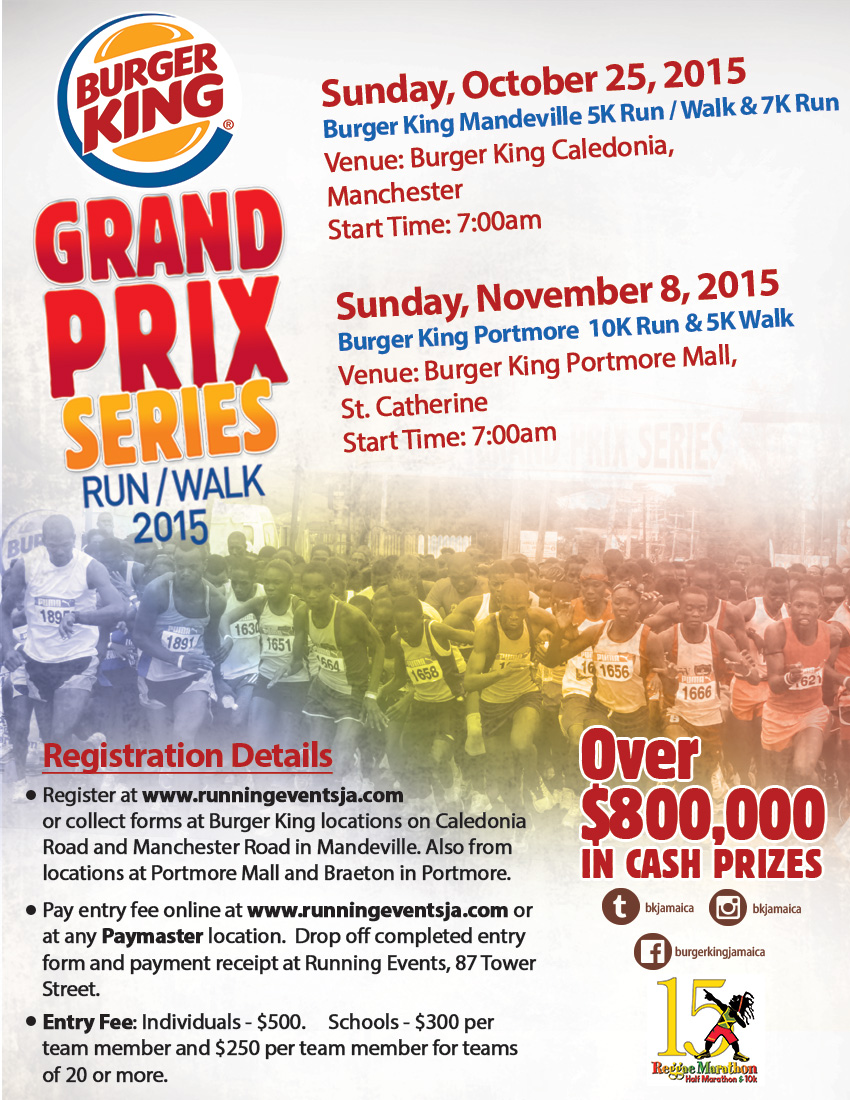 Burger King Grand Prix Series
