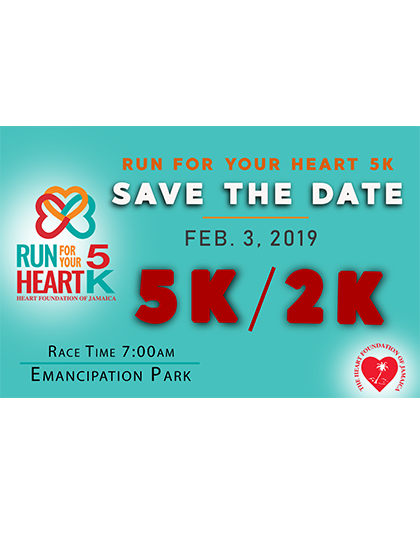 Run For Your Heart 5K