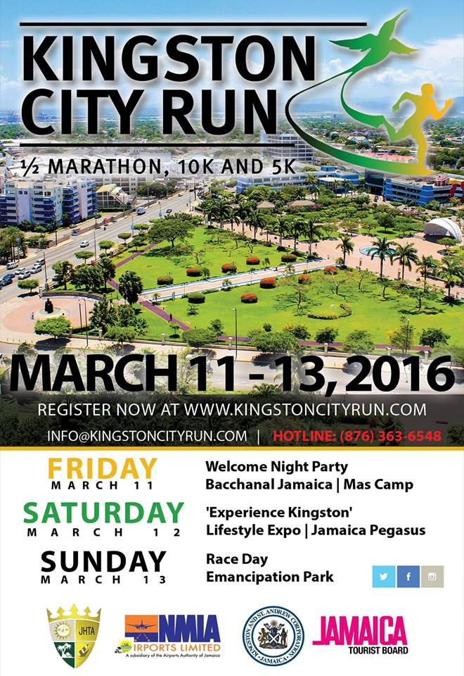 Kingston City Run