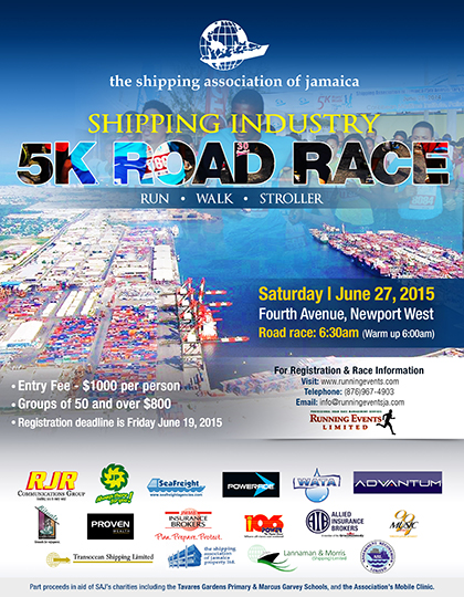 Shipping Industry 5K Road Race