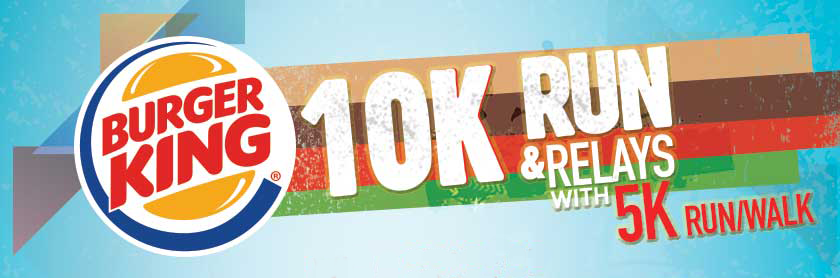 Burger King Portmore 10K Run & Relays